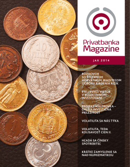 JAR 2014 - Privatbanka