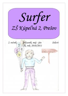 máj, jun - ZŠ Kúpeľná 2, Prešov