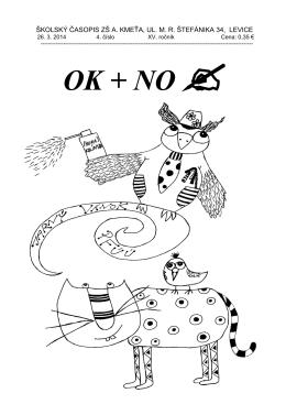 OK+NO - Základná škola Andreja Kmeťa
