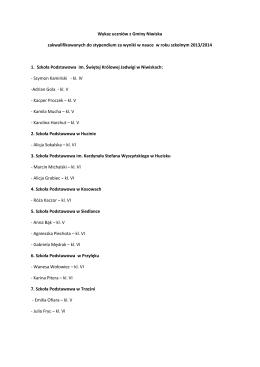 XIII Mistrzostwa Gdyni w Pływaniu dla Nauczycieli i Pracowników