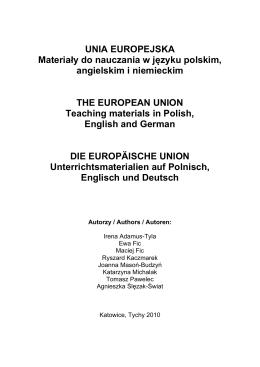 Zespół Języków Obcych Plan pracy zespołu – rok szkolny 2014/15