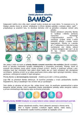 infoletáku BAMBO (pdf)