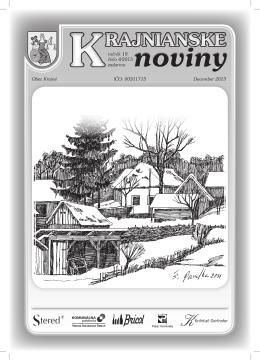Krajnianske noviny číslo 4 (PDF – 15,6 MB)