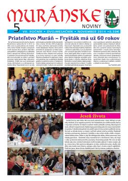 Muránske noviny 5_2014
