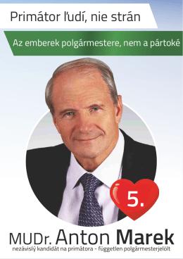 MUDr.Anton Marek