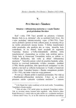 ÚRYVOK z knihy Slováci v Jánošíku 1823