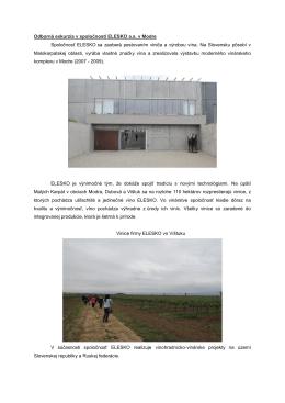 Exkurzia v Malokarpatskom múzeu v Pezinku