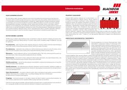 Instrukcja dla przewodów elastycznych Stalflex