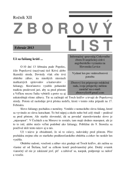 Februar 2013.pdf - Domov - ECAV