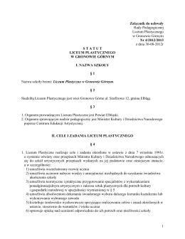 Matematyka - VII Liceum