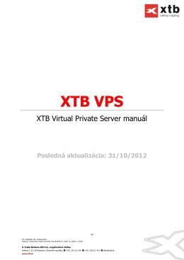 XTB VPS - X-Trade Brokers