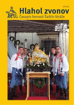 Hlahol zvonov - Bazilika Sedembolestnej Šaštín