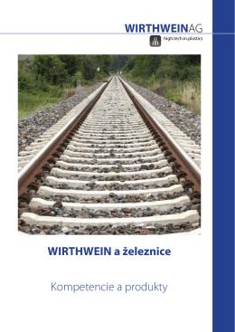 WIRTHWEIN a železnice Kompetencie a produkty