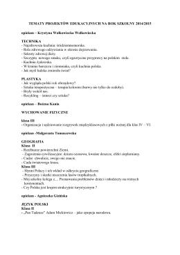 Certyfikat Polskiego Towarzystwa Dysleksji