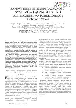 BARWA SYSTEM Sp. z oo