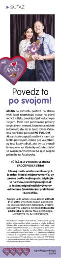 Milka - Povedz to po svojom