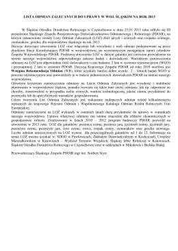 Wyniki Grupy Armatura za 2012 rok - Informacja Spółki z dnia 13.03