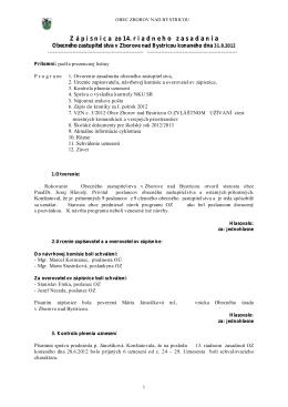 Zápisnica č. 14162.56 KB