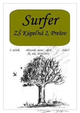 Zo života školy - ZŠ Kúpeľná 2, Prešov