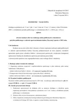 K016/01 - Witamy na stronie Urzędu Skarbowego w Wadowicach