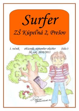 Späť v škole - ZŠ Kúpeľná 2, Prešov