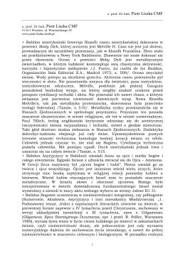 Revision der Gattung Zabrus Clairv.