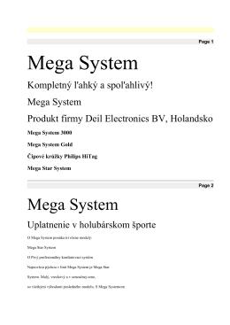 Mega System