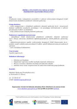 Kryteria oceniania praktyki zawodowej.