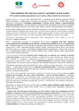 PDF, 104 KB - Poradňa pre občianske a ľudské práva