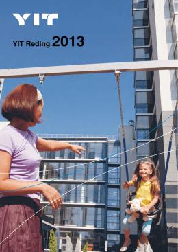 YIT Reding 2013