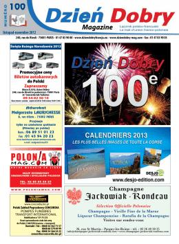 No. 11 - 2013 - Polskie Towarzystwo Badań Kanadyjskich