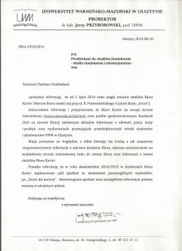 Dz.Urz.MON.2011.8.100 DECYZJA Nr 125/MON