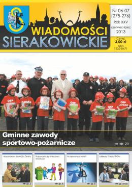 NASZE SPRAWY - Urząd Miasta i Gminy Nowa Dęba