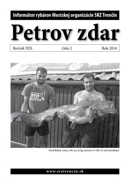 Petrov zdar 02/2014