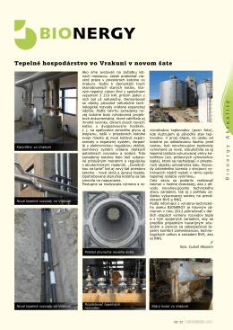 BVSvet – štvrťročník BVS, a. s. 4/2011