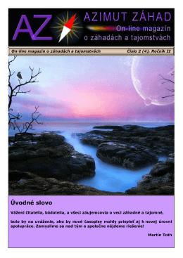 azimut_zahad_2-2011 - Klub psychotroniky a UFO