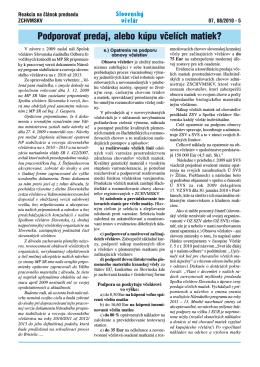 Celý článok… - SPOLOK VČELÁROV SLOVENSKA