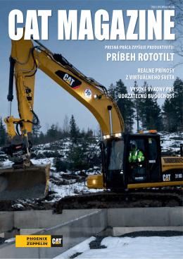 Cat magazín - Máj 2012