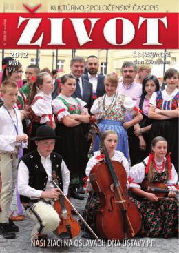 05 Maj 2012[1].pdf - Towarzystwo Słowaków w Polsce