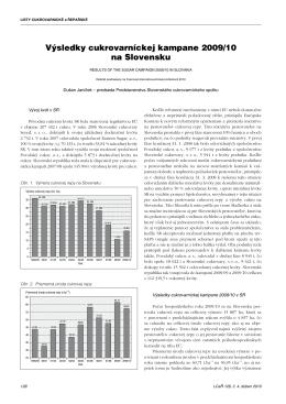 full text (PDF) - Listy cukrovarnické a řepařské