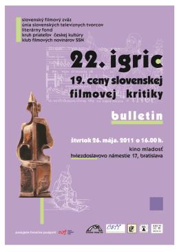 22. igric 2011