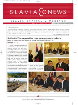 Dec. 2014 (pdf) - Slavia Capital