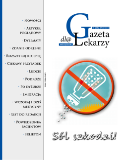 Webinarium - Analiza ryzka, ulotka (pdf)