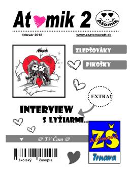 číslo 2 - zsatomovatt.sk