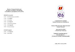 Zawody regionalne i towarzyskie w skokach przez przeszkody