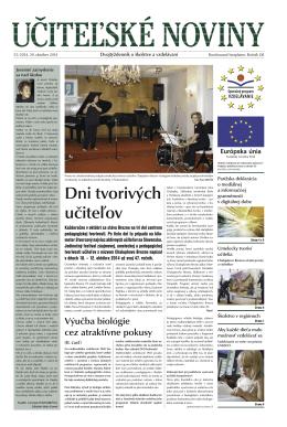 Ucitelske noviny_55_2014.indd - Domov