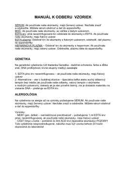 Manuál odbery (pdf)