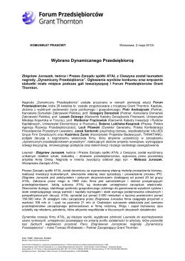 ZLECENIE WEWNĘTRZNE NR 2/2010 Program badań zbiorników