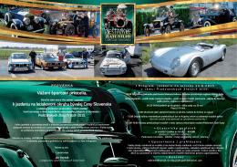 pozvánka (pdf) - Piešťanské Zlaté stuhy 2015