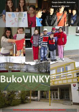 Časopis 1/2013 - Základná škola na Ulici Ivana Bukovčana 3
